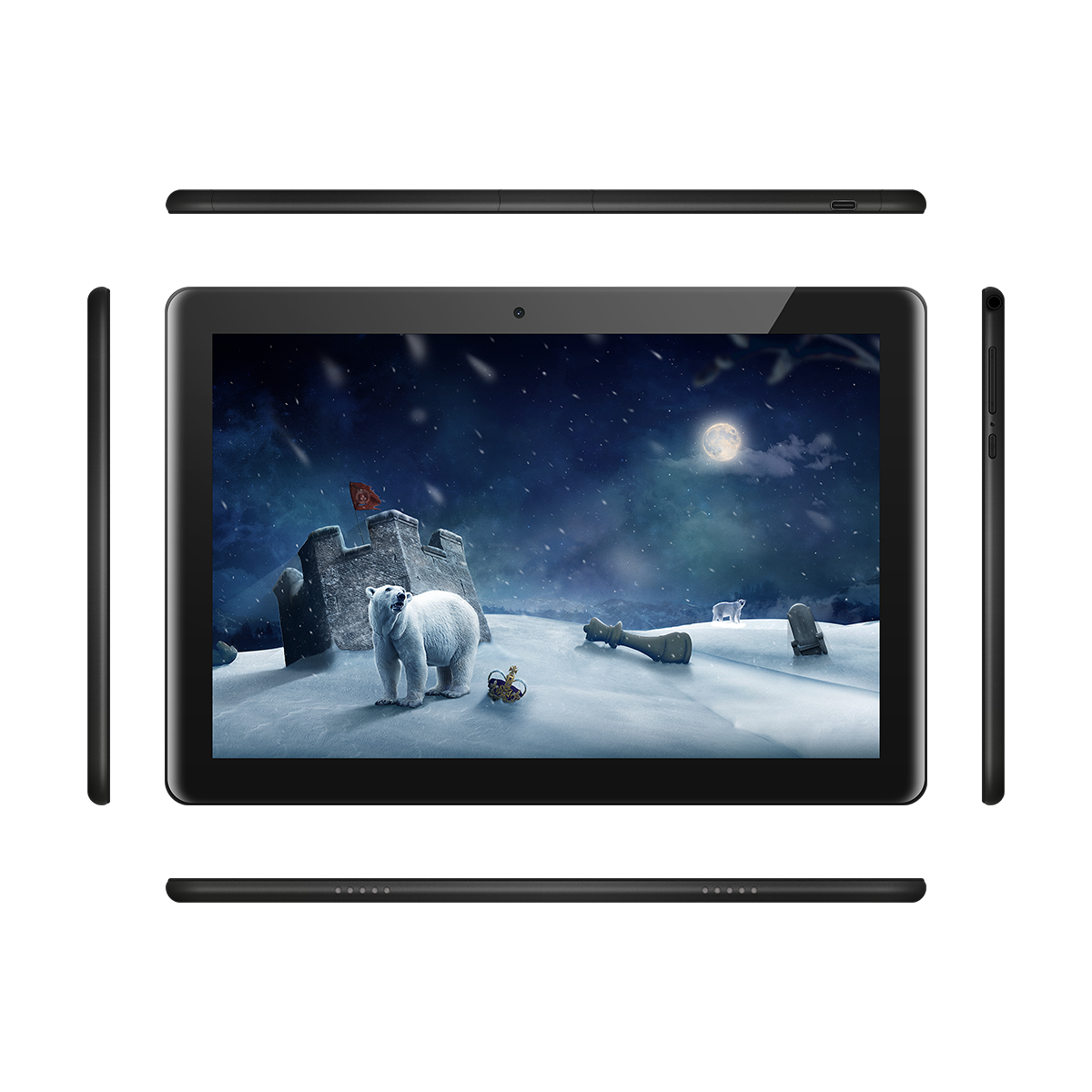 X107 MTK6762 10寸平板电脑定制